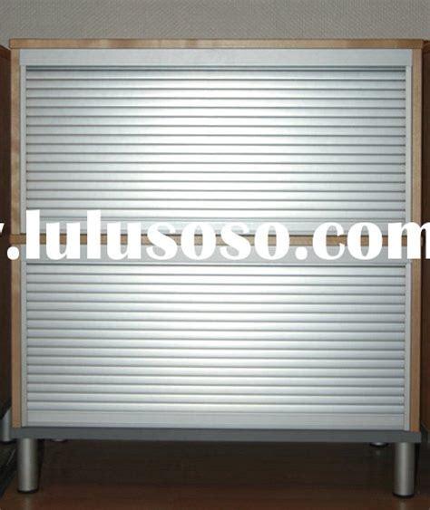 roller shutter kitchen cabinets kitchen cabinet roller shutter for price china 4861