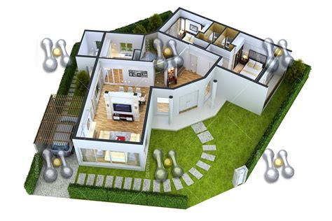 bed room house plan with stairs collection fabulous modern 2 bedroom house plans 3d collection and