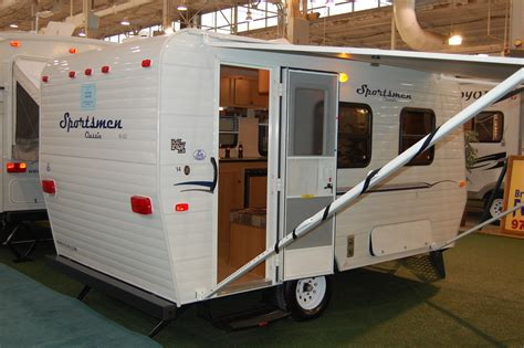 travel lite idea  small trailer enthusiast