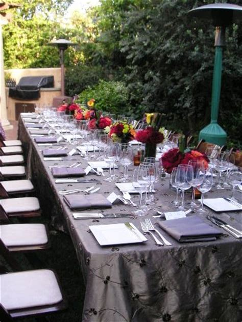 outdoor dinner party outdoor decorating ideas