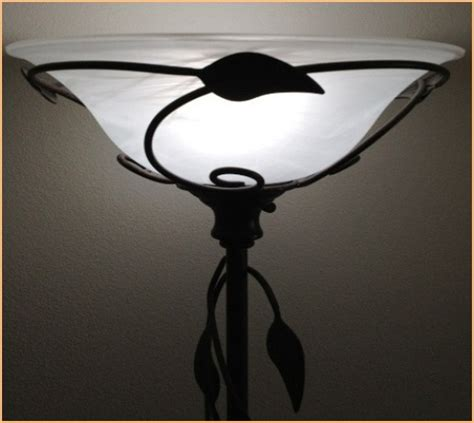 torchiere l shade replacement home depot replacement glass l shades for torchiere l home
