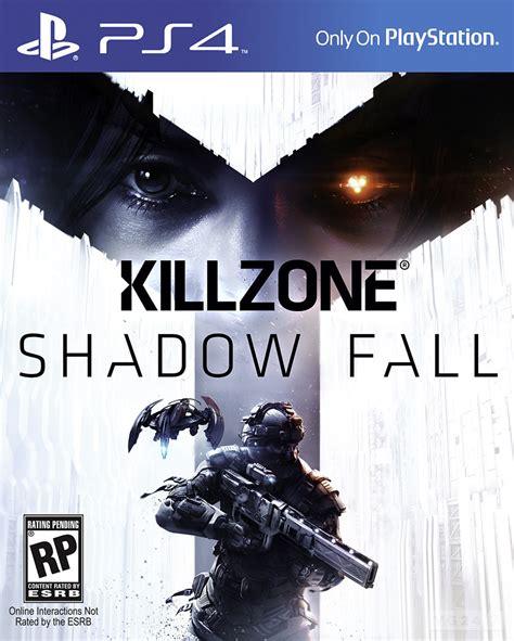 Killzone Shadow Fall Ps4 Box Art And Screens Escape E3 Vg247