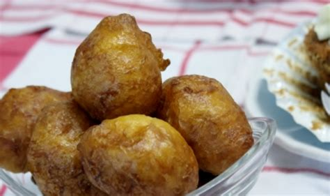 beignets de patate douce pegie cuisine