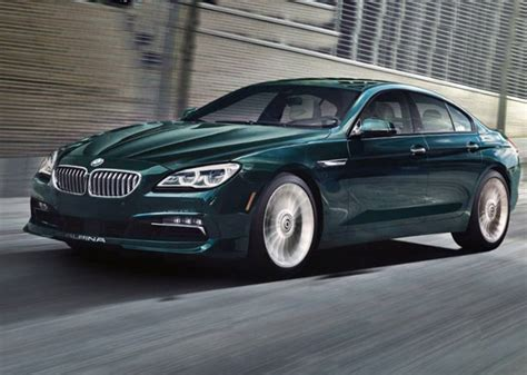 2019 Bmw Alpina B6 Gran Coupe Release Date And Price