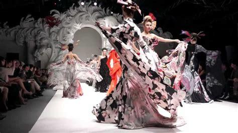 yumi katsura  haute couture week part  youtube