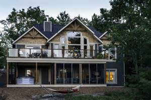 home designs house plans loon lake linwood custom homes