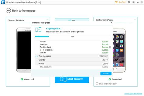 how to send pictures from android to iphone how to transfer contacts from android to iphone ubergizmo