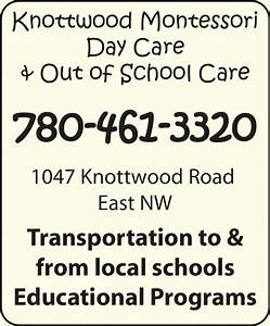 Knottwood Montessori Day Care & Out of School Care