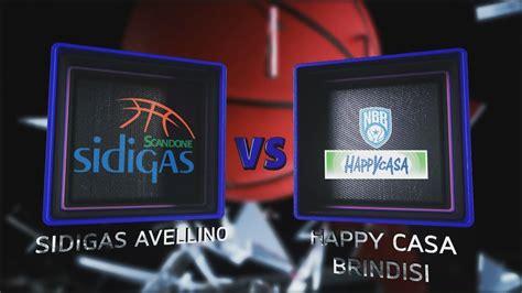 Happy Casa Avellino by Highlights Sidigas Avellino Happy Casa Brindisi 29 186 Turno