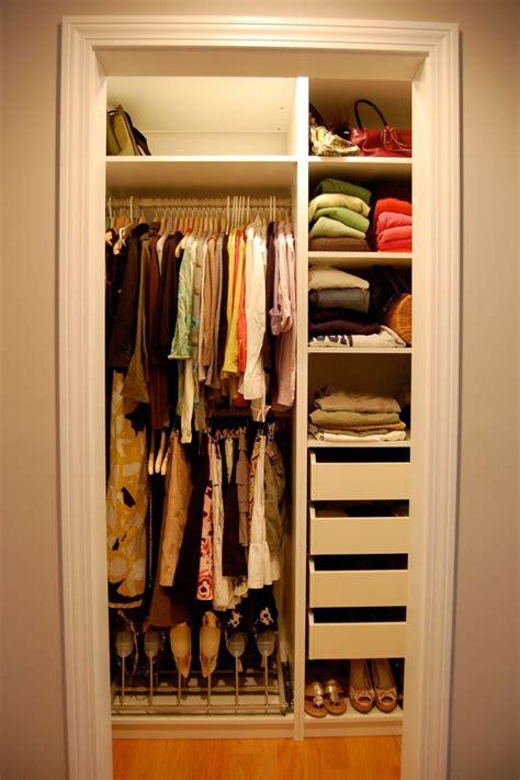 humble closet design  personal style stunning small walk  closet ideas simple design