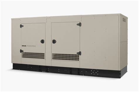 kohler kw generator eresc backup generator