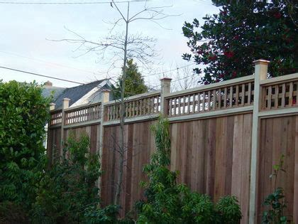 nanaimo woodworking fencing