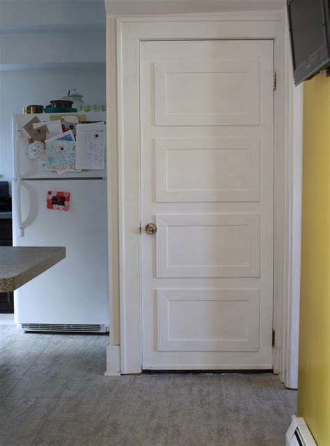 Door Makeover by How To Patch A In A Hollow Door Merrypad