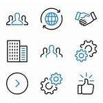 Icon Business Icons Web Vector Seo Packs