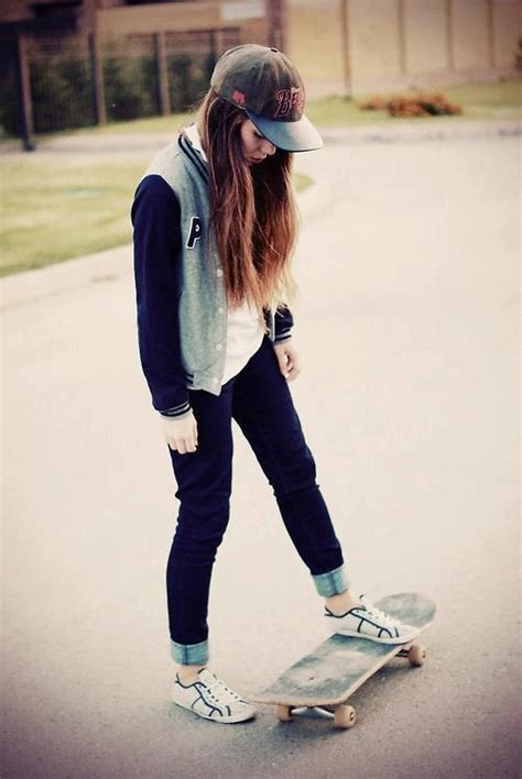 Skate girl Girls and Play soccer on Pinterest