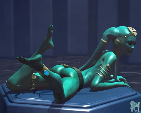 Sexy Naked Twilek Fucking Video
