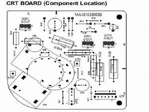Electro Help  Sanyo C21lf37 - Ctv - Schematic Diagram  Circuit Diagram  - Main Board