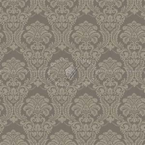Damask wallpaper texture seamless 10918