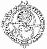 Trollhunters Amulet Arcadia Amulets Kleurplaat Kleurplaten Chasseur Stained Amuleto Chasseurs Dragons охотники Ninjago Kleurplatenl sketch template