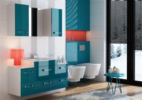 deco salle de bains  idees de mobilier en couleurs