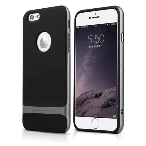 cases for iphone 6s rock royce ultraslim hybrid shockproof cover for 13758