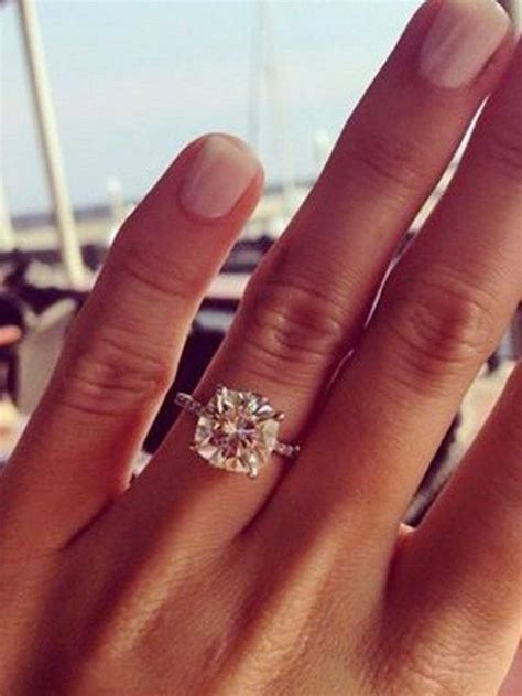 engagement ring   blew   pinterest whowhatwear