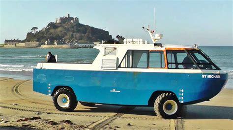 hibious car st michael 39 s mount cornwall amphibious vehicle car craft