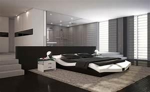 Marini doppelbett kunstlederbett designer bett for Designer schlafzimmer