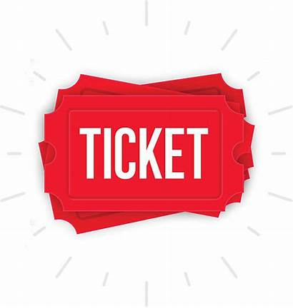 Ticket Vector Tickets Lottery Clip Illustrations Drawing