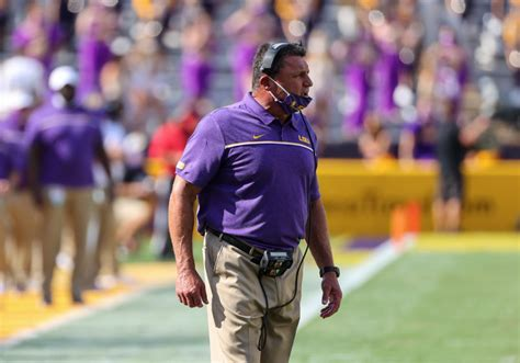 LSU reportedly self-imposing sanctions for NCAA violations ...