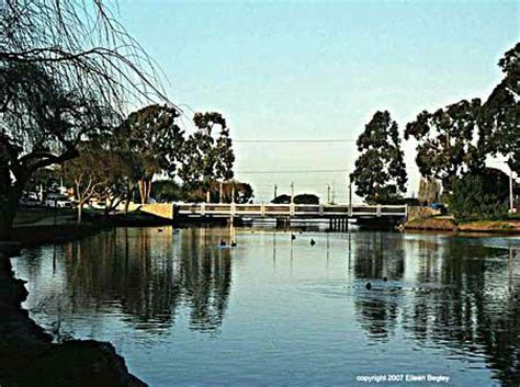 Paddle Boats El Estero Monterey Ca by Lake El Estero Park Monterey Ca