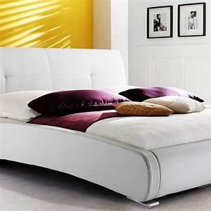 Betten 140x200 Weiß : polsterbett komplett amadeo bett 140x200 cm wei lattenrost matratze wohnbereiche ~ Eleganceandgraceweddings.com Haus und Dekorationen