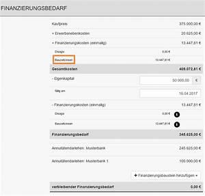 Annuitäten Berechnen : bauzeitzinsen in der rentabilit tsberechnung teamproq ~ Themetempest.com Abrechnung