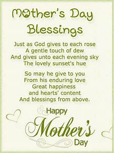 Happy Mothers Day Blessing Prayers & Quotes For All Mom ...