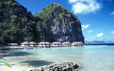 Palawan Island Philippines One Of The Most Beautiful