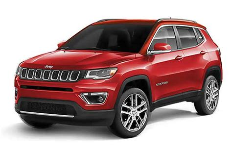 jeep compass limited   petrol price features specs