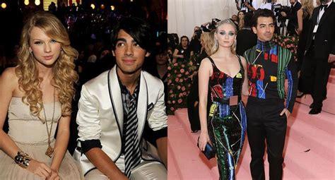 Joe Jonas: su ex (Taylor Swift) y actual pareja (Sophie ...