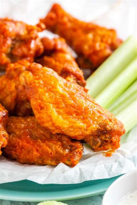 fryer wings chicken air recipes recipe crispy fried oil extra without wing cooking airfryer buffalo oven game delicious fry cravings