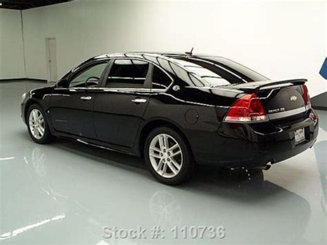 find   chevy impala ltz sunroof heated leather
