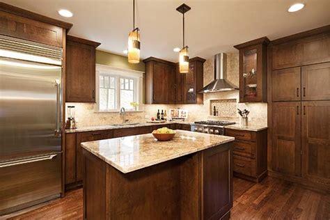 stylish craftsman kitchen design ideas