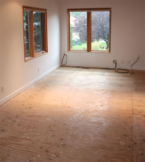 floor leveling compound plywood subfloor plywoodsubfloor 100910