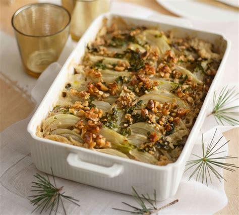 ricette sedano rapa al forno teglia di finocchi e sedano rapa alle noci cucina naturale