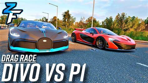 And, rightfully so, since bugatti designed the divo to bend. Bugatti Divo Vs Mclaren P1 - Supercars Gallery