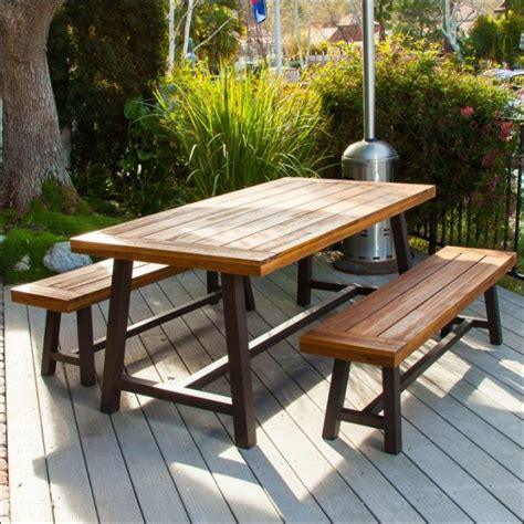 funiture magnificent outdoor dining table plans farmhouse