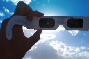 Solar Eclipse Glass