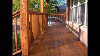 deck stain colors Make your Deck come Anew with Cool Deck Stain Colors ...