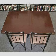 Used Kitchen Table And Chairs  Ebay