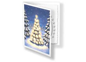 laminated greeting cards