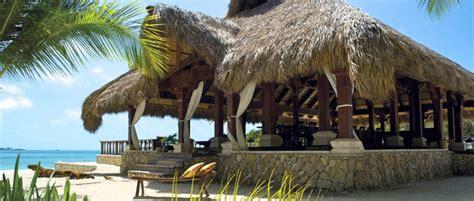 Tiki Hut Resorts - island resort bahamas tropical patio orange