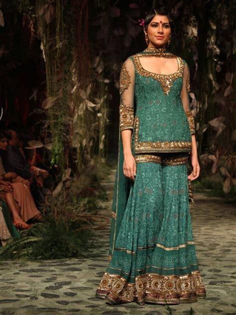 bridal sharara design  sharara designs gharara